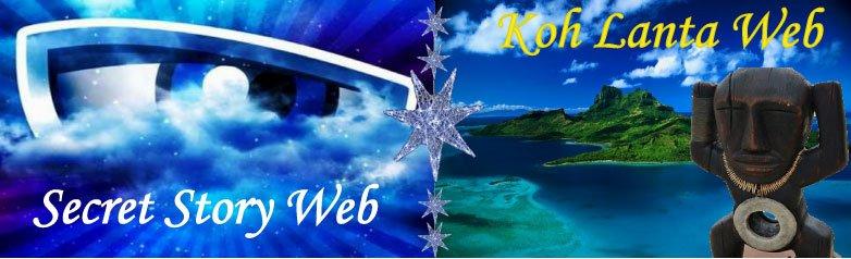 Secret Story Koh Lanta Web
