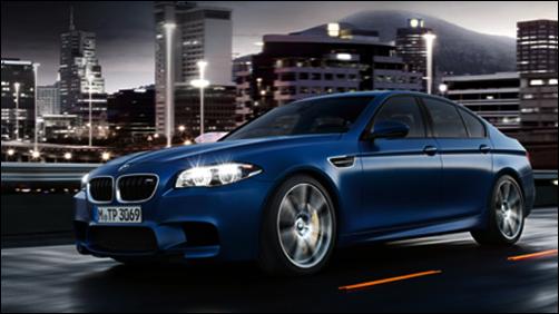 2018 BMW M5 Sedan Review | Primary Car