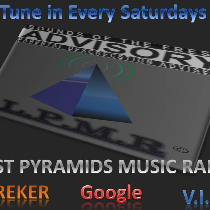 LOST PYRAMIDS MUSIC RADIO V.I.P - EVERY ARTIST HAS NO LIMITS