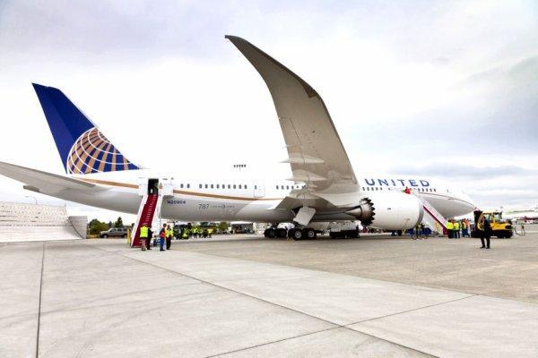 20-05-2013 - Boeing 787 - Le Boeing 787 reprend ses vols aux Etats-...