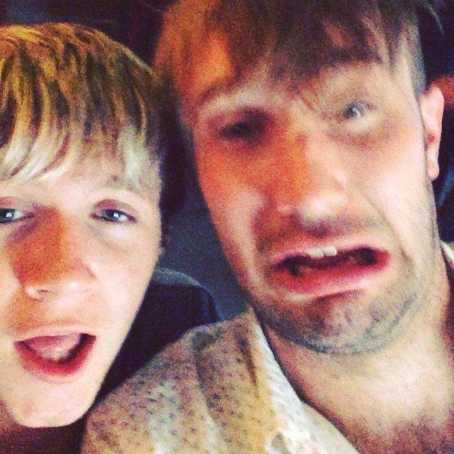 Niall et johnhenryryan