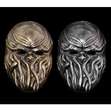Cthulhu Mask | Cthulhu Cosplay Mask | Payday 2 Mask | Cthulhu Mask for sale | Octopus Cosplay Mask