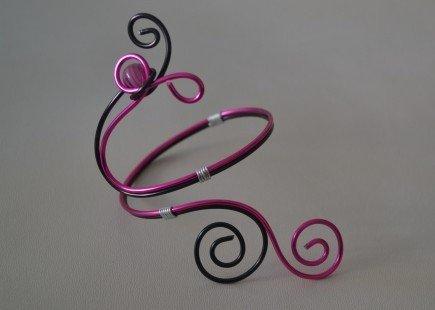 Bijou de cheville girly : Bracelet par changeline-crea sur ALittleMarket