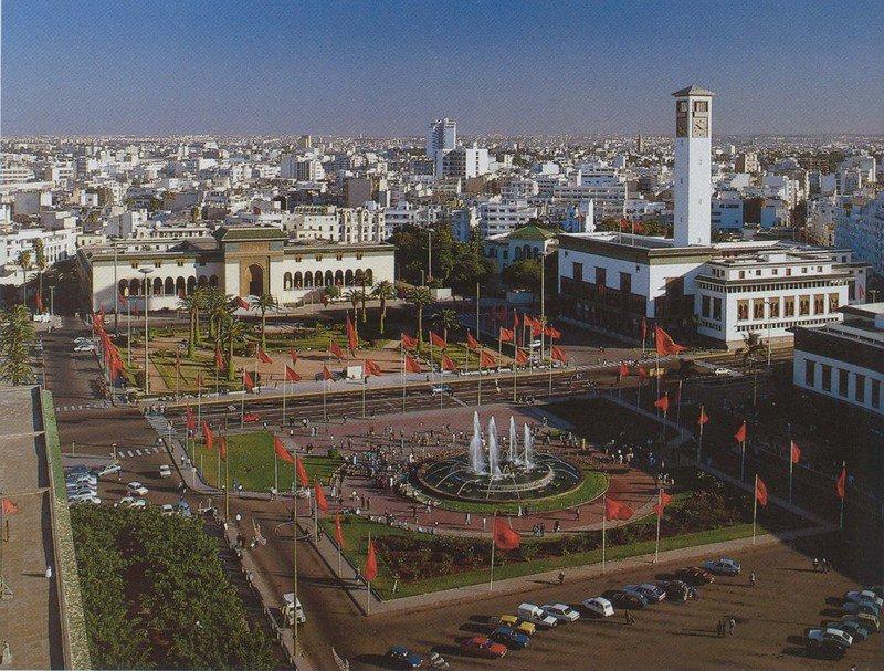 voyage en ligne au maroc