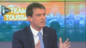 """Manuel Valls : """"Ma marque, c'est la vérité, pas la démagogie"""" - L'invité de Bruce Toussaint"""