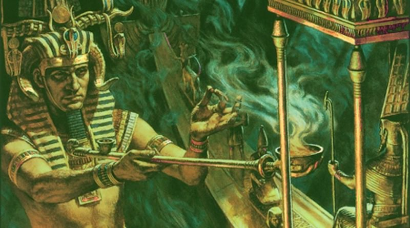 The Secret of the Pharaohs: Cannabis in Ancient Egypt