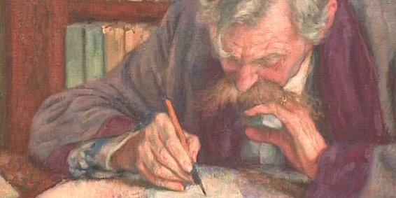 """Le Musée des Impressionnismes de Giverny propose aux visiteurs de découvrir """"Bruxelles, une capitale impressionniste"""". Une exposition du 11 juillet au 2 novembre 2014"""