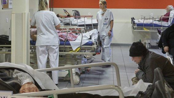 Epidémie de grippe saisonnière : Marisol TOURAINE donne instruction aux hôpitaux de mettre en