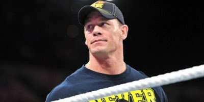 John Cena has a rigid beauty regime
