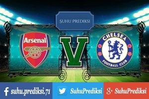 Prediksi Bola Arsenal Vs Chelsea 22 Juli 2017