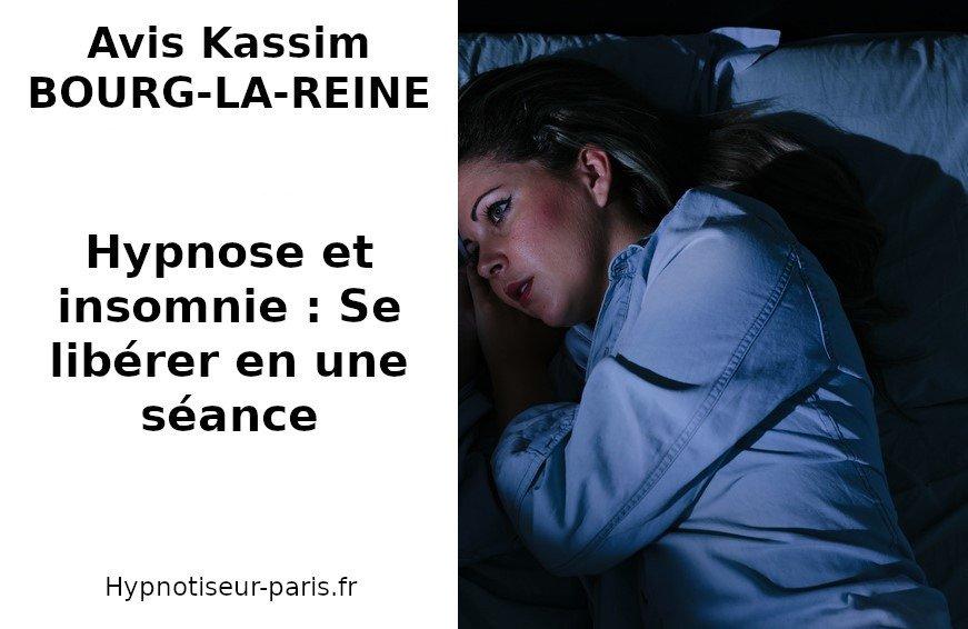 Avis : Sortir de l'insomnie avec l'hypnose - Hypnotiseur à Paris