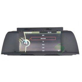 Auto gps navigation für BMW 5 F10 (2011 2012 2013) BMW 523i BMW 528i BMW 535i BMW 550i