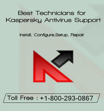 1800-293-0867 Kaspersky Antivirus Support Phone Number|Customer Service