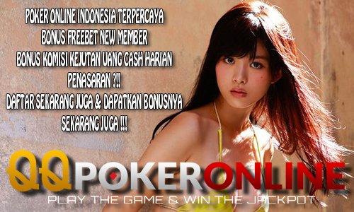 QiuQiu Poker Online Bonus Uang Cash Kejutan Setiap Hari