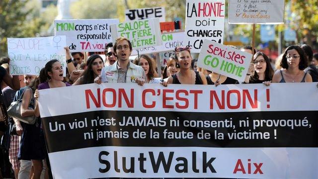 """132 - """"Il existe en France une culture ambiante du viol"""""""