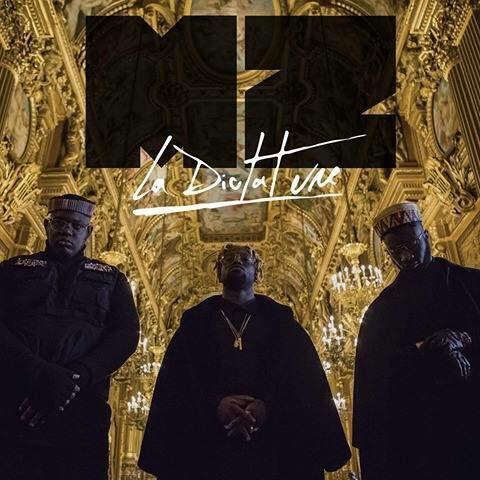 """La MZ dévoile la date de sortie de leur nouvel album """" La Dictature """""""