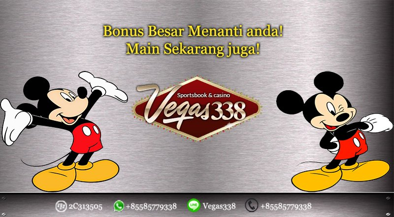 Tempat Main Mickey Mouse Online Bonus Besar