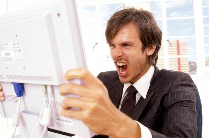 L'ordinateur qui cesse de ramer quand on l'insulte xD