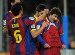 Fc Barcelone 3 - 0 Racing Santander - ♥ Toute L'actualité Du Fc Barcelone ♥
