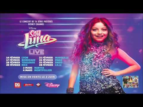 SOY LUNA LIVE - MONTPELLIER - 04.03.18 - YouTube