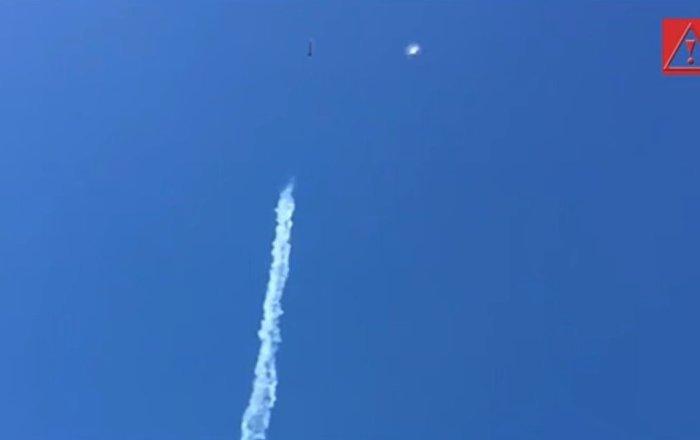 Un ovni manque de percuter un avion militaire au Chili (vidéo)