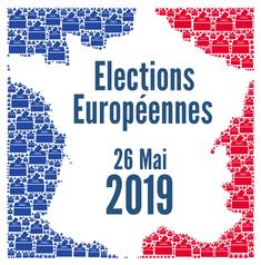Les élections européennes, c'est le dimanche 26 mai 2019, de 8h à 18h... pensez-y et donnez procuration en cas d'absence ! - Mâle : une commune du Perche