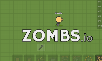 Zombsio - Play Zombs.io multiplayer game - RimSim Games