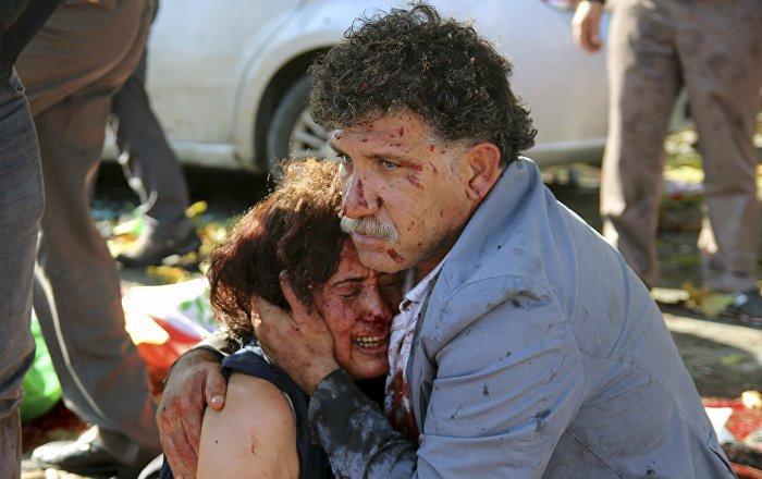 Ankara: le bilan des explosions s'alourdit à 86 morts