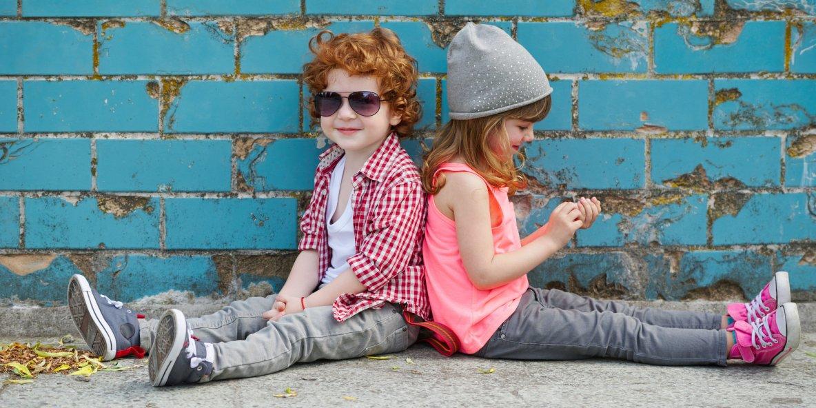 Les beaux enfants avec du linge neuf (VIDÉO) | HuffPost Québec