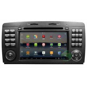 Android 4.0 Auto DVD Player GPS Navigationssystem für Mercedes-Benz R Klasse W251(2005-2012)(R280 R320 R350 R500)