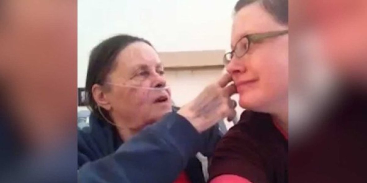 Privée de l'un de ses derniers souvenirs avec sa mère décédée, elle demande de l'aide aux internautes (VIDÉO) | HuffPost Québec