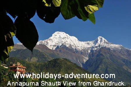 Annapurna trekking, Annapurna Region Trek, Dhampus ABC Trek | Holidays adventure in Nepal, Trekking in Nepal, Himalayan Trekking operator agency in Nepal