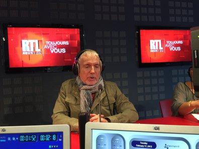RTL Réunion - Bernard Lavilliers est dans l'île.