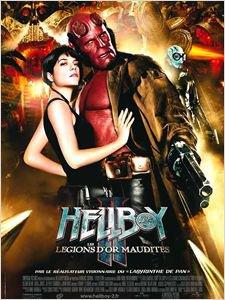 Hellboy II les légions d'or maudites » Film et Série en Streaming Sur Vk.Com | Madevid | Youwatch