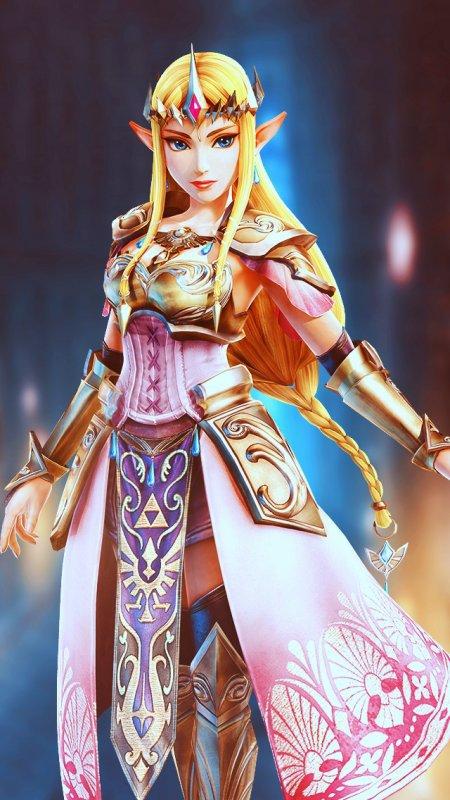 La Reine Zelda ;)