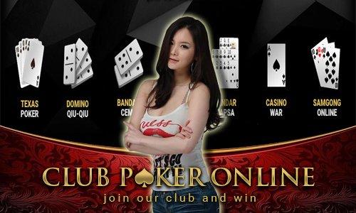 game poker pakai uang asli