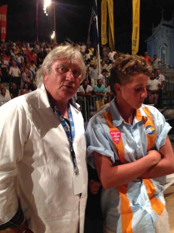 Mondial à pétanque : avec Molinas, Foyot vise l'histoire - France 3 Provence-Alpes