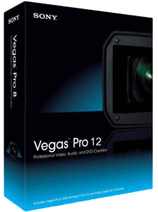 Sony Vegas Pro 12 Crack + Serial Number incl Full Download