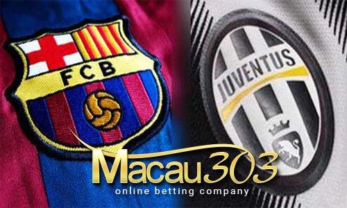 Prediksi Judi Bola Barcelona vs Juventus 20 April 2017