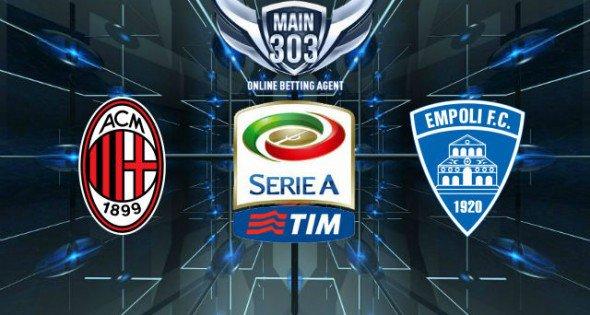 Prediksi Milan vs Empoli 15 Februari 2015 Serie A