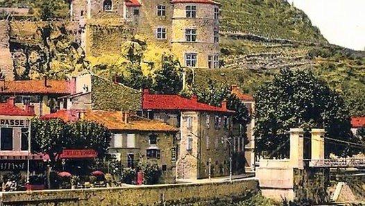 Visite de Tournon au bon vieux temps !!! - vidéo Dailymotion