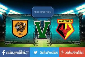 Prediksi Bola Hull City Vs Watford 22 April 2017