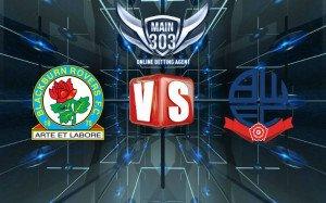 Prediksi Blackburn Rovers vs Bolton Wanderers 29 Agustus 201