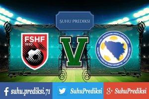 Prediksi Bola Albania Vs Bosnia-Herzegovina 28 Maret 2017