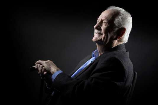 Pierre Bellemare, homme de radio et de télévision, producteur et écrivain, est mort