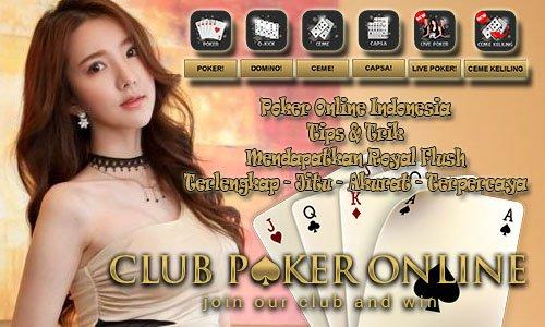 3 Tanda Yang Muncul Jika Jackpot Poker Online Akan Turun