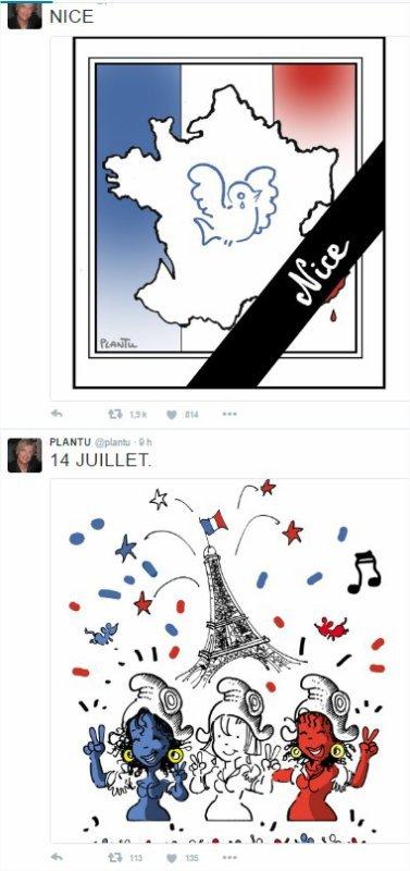 15Juil2016 [Attentat à Nice] Errare humanum est, perseverare diabol...