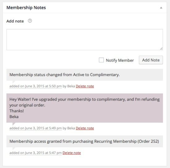 WooCommerce Memberships 1.7.5 Extension