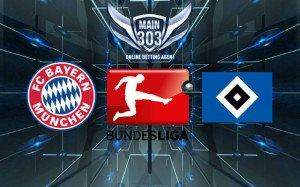 Prediksi Bayern Munchen vs Hamburger SV 15 Agustus 2015