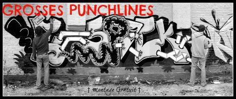 Grosses punchlines